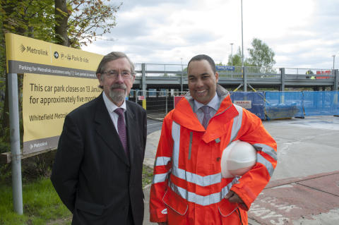 Whitefield park and ride facility set to re-open