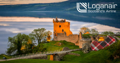 New routes from Bergen with Loganair
