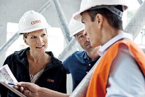 COWI får förtroendet som konsultpartner när Volvo Cars bygger fabrik i USA