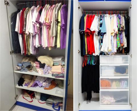 Wardrobe overhaul, without breaking the bank