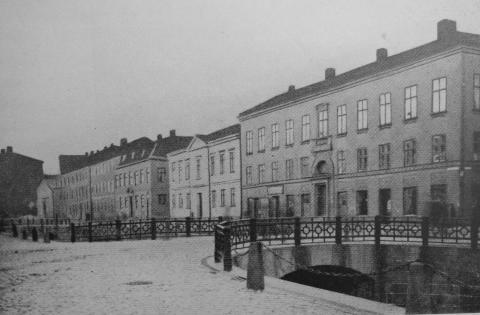Sveriges första sparbank, Västra Hamngatan 15, Göteborg
