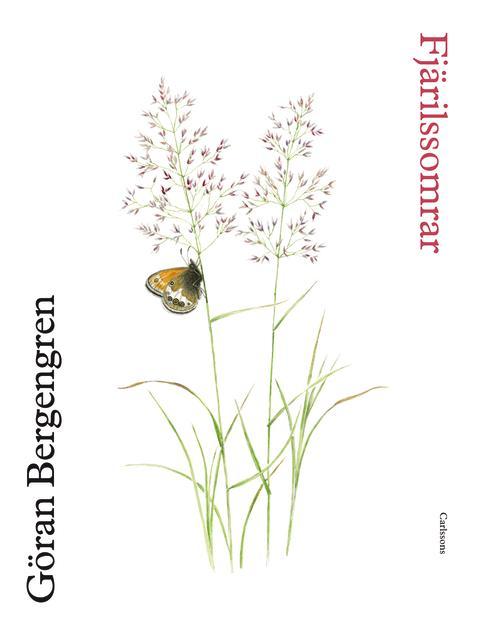 Ny bok: Fjärilssomrar