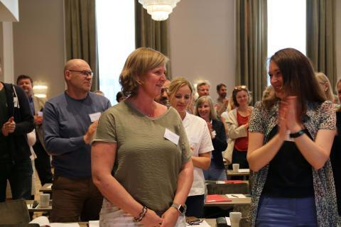 Anne-Karin Rime valgt som ny leder av Overlegeforeningen