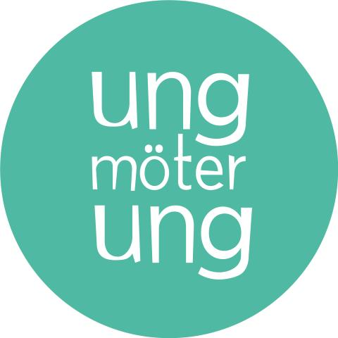 Ung möter ung logo