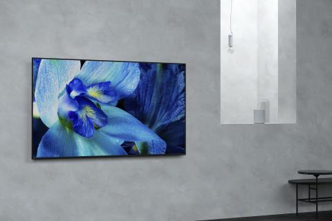Første 4K HDR OLED-tv fra Sony lander i butikkerne med AG8-serien