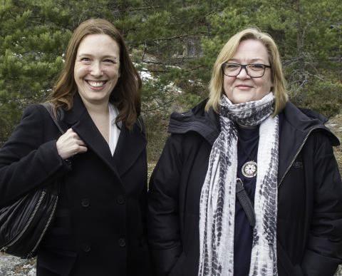 Marie-Louise Bowallius och Katarina Sjögren nya prefekter på Konstfack