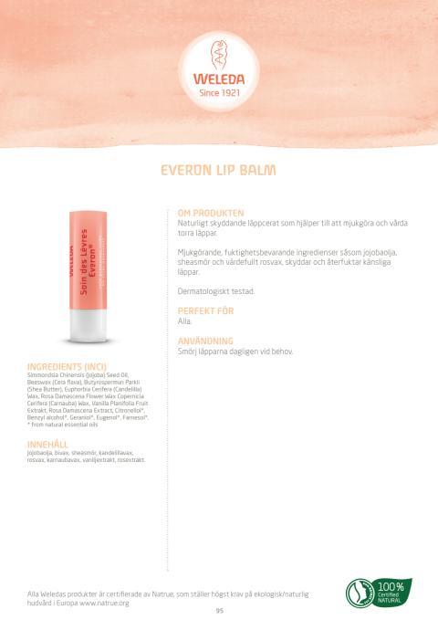 Everon Lip Balm