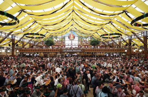Oktoberfest 2016 Winzerer Fähndl