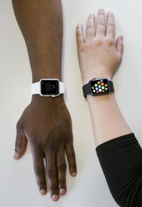 Nå kan du styre Verisure alarmen med Apple watch