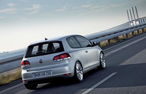 Nya Volkswagen Golf, Bild 3