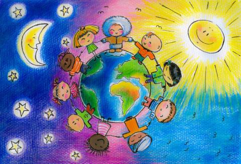 World Marks UN's Universal Children's Day