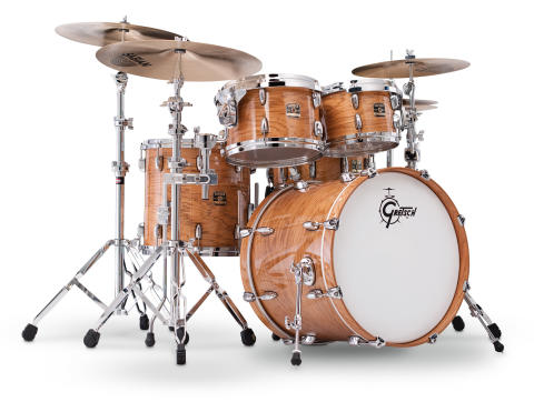 Gretsch® introduces Renown™ Purewood Series in American Hickory