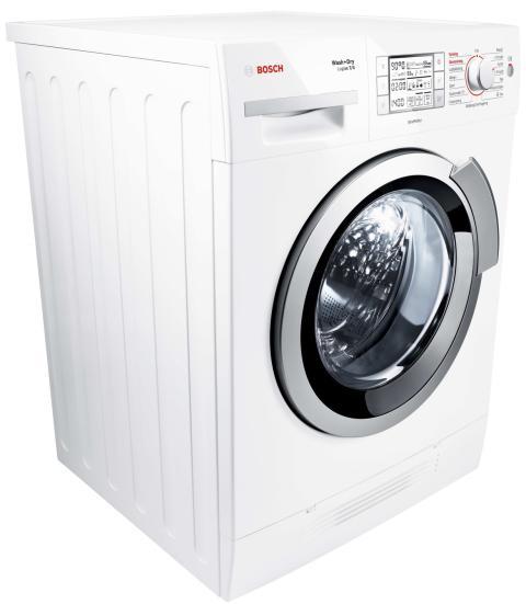 100 prosent vaskemaskin og 100 prosent tørketrommel – i samme maskin