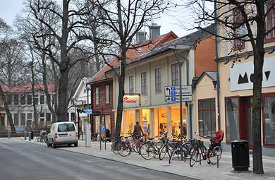 29/11 inviger vi sista delen av Kungsgatan - Örebros skönaste shoppinggata!