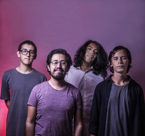 Det Sverige aktuella mexikanska postrockbandet Wohl släpper en singel från deras kommande EP
