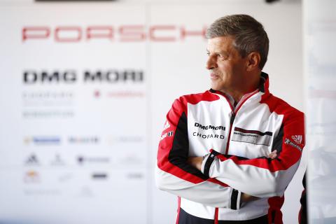 Fritz Enzinger, Vice President LMP1