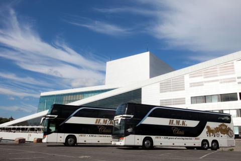 Norwegen mit dem Bus erleben