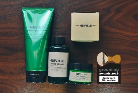 Bästa vård för ansikte 2016 - Neville