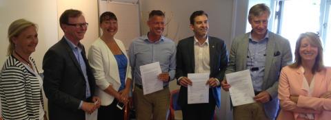 Samtal för fler forskningsbaserade företag i Sverige