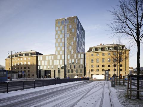 Clarion Hotel Post - Finalist till European Copper Awards