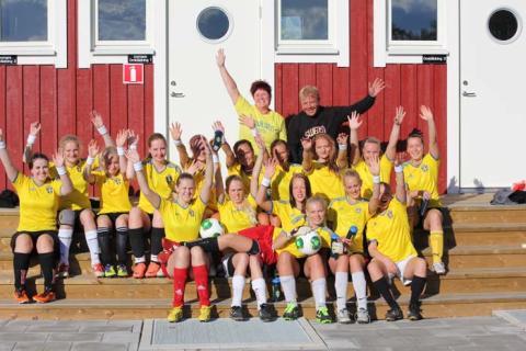 Kalmars första ambassadörslag är utsett! UEFA Dam-EM närmar sig.