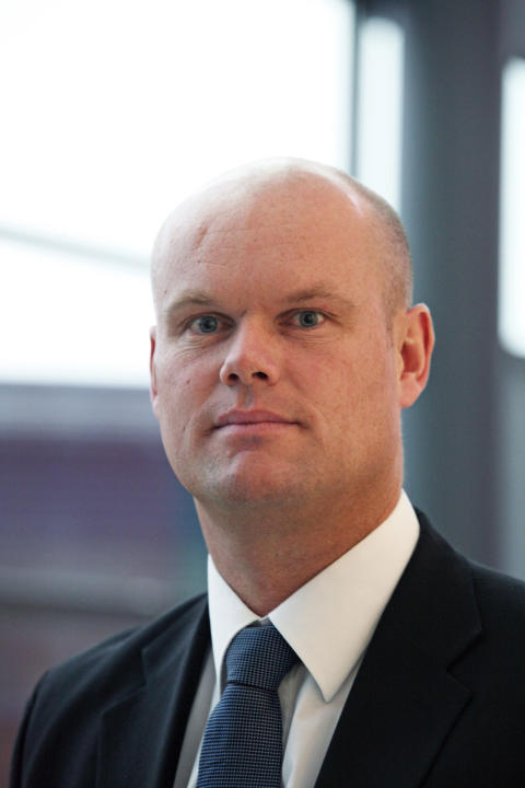 Niclas Almgren, direktör Legal