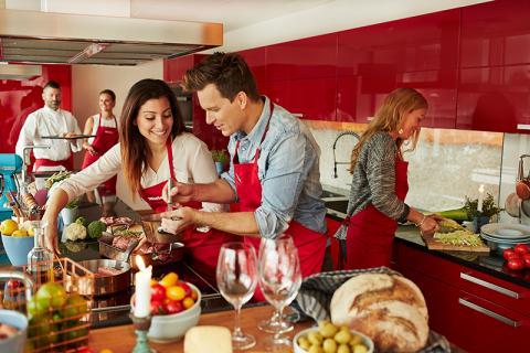 Missa inte Mieles matlagningskvällar