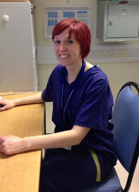 Newcastle Nurse takes on London Marathon for children with heart conditions