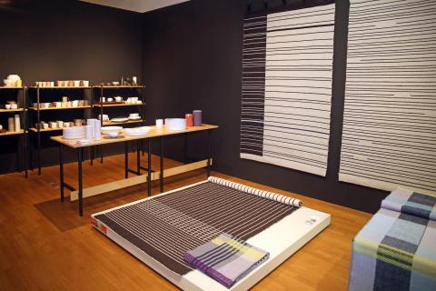 Blick in die Ausstellung der Grassimesse 2019