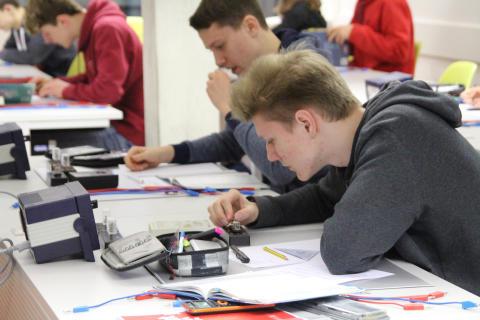 15. regionale Schüler-Physik-Olympiade abgeschlossen