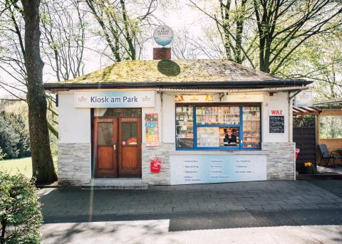 Kiosk am Park, Essen