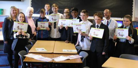 Local School Pupils in North Glasgow Get Money Wise