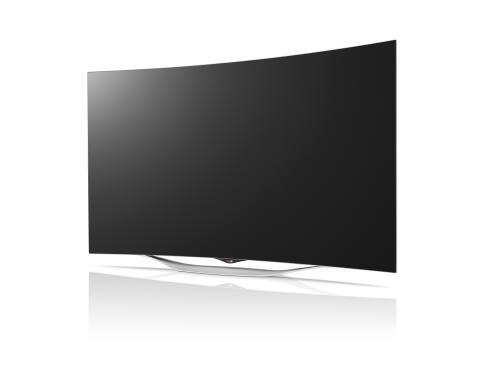 """LG 55"""" 3D Smart OLED-TV 55EC930V"""