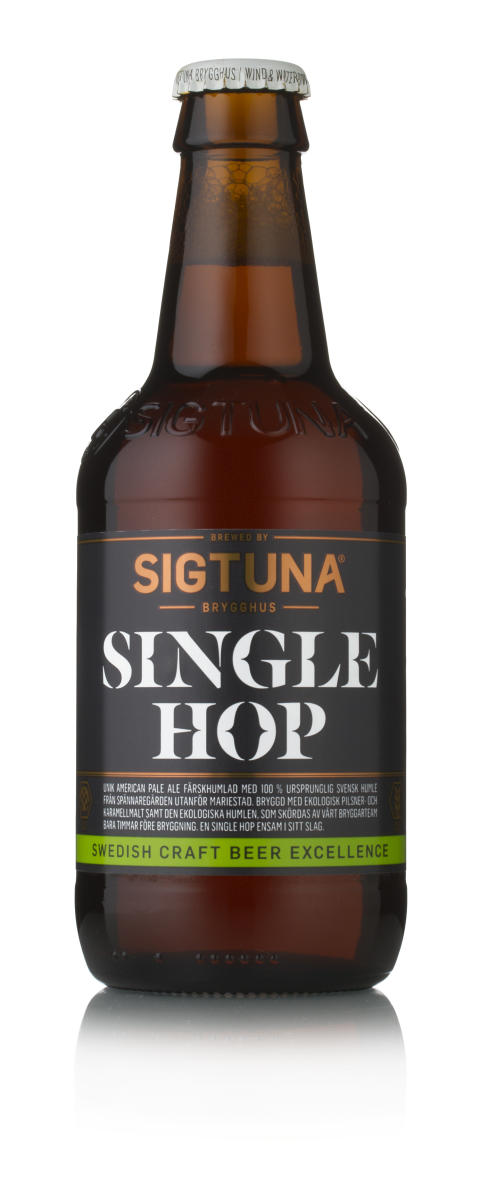 Sigtuna Swedish Single Hop Pale Ale Bild