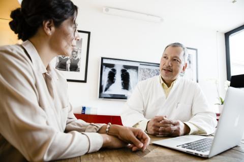 Roche först med blodprovsbaserad DNA-diagnostik i lungcancerstudie