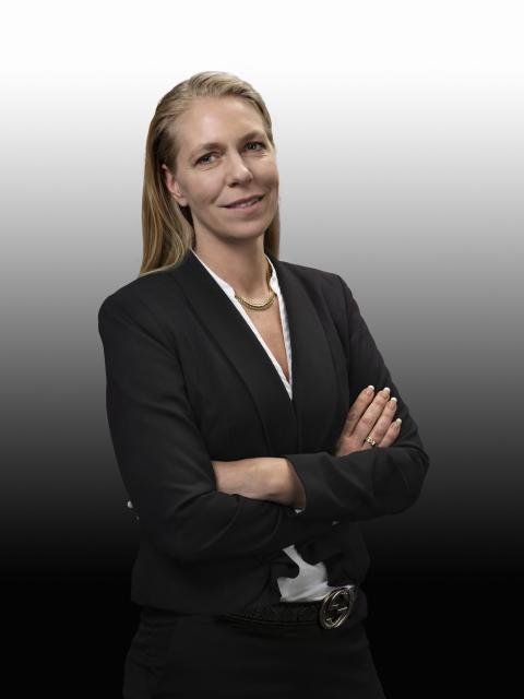 Viktoria Svedebäck, global försäljningschef
