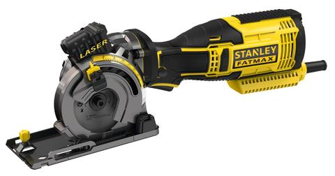 Corte rápido y versátil en una sola herramienta: Presentamos la nueva sierra circular de mano de alto rendimiento STANLEY® FATMAX®