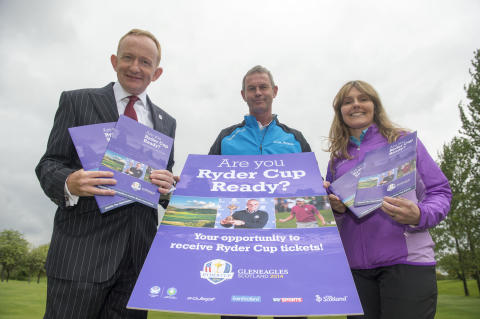 Four Scottish golf clubs win Ryder Cup 'Ultimate Venue' status