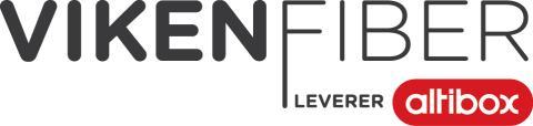 Viken Fiber Logo