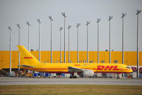 DHL Express – den førende i international eksprestransport