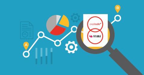 Creditsafe och Visma inleder nytt samarbete