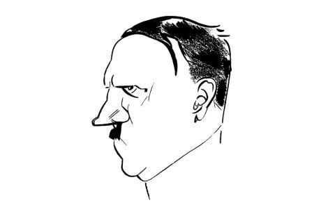Ragnvald Blix – karikatyrtecknaren som utmanade Hitler