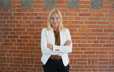 - Vi som allmännytta kan vara en motor i arbetsskapande insatser för att motverka segregation och utanförskap, säger Poseidons integrationsansvariga Heléne Blennermark Zendegani.