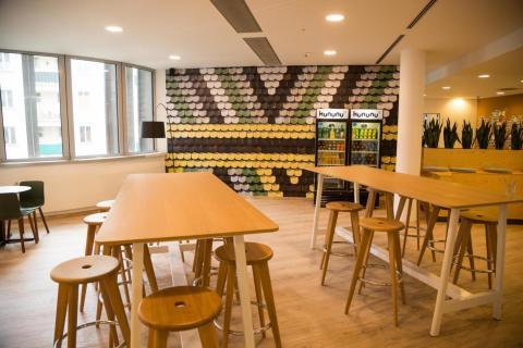 Best Workplace Award 2020: kununu Office