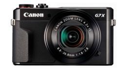 Canon lanserar ny kraftfull duo – Canon PowerShot G7 X Mark II med DIGIC 7-processor