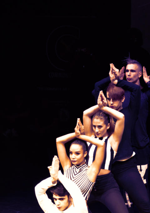 Jkpg Dancefestival 17-19 februari. Foto: Jönköpings kommun