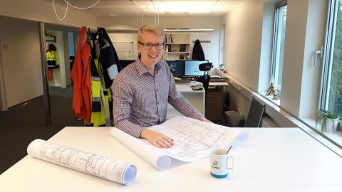 Bilfinger Trainee Program - Tobais Johannesson berättar om sina första utmanande veckor