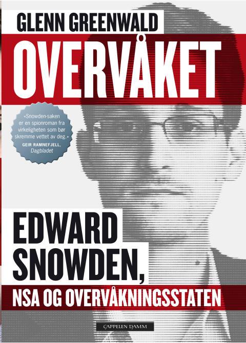 Nye Snowden-avsløringer i eksplosiv bok