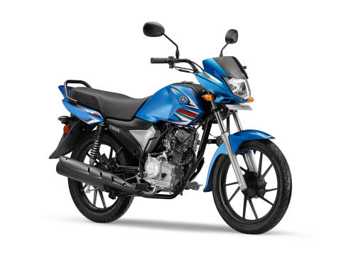 Yamaha Motor Launches Saluto RX Street Model  Featuring Superior Cost-Performance - 110cc Motorcycle Aimed at India's Largest Demand Category -