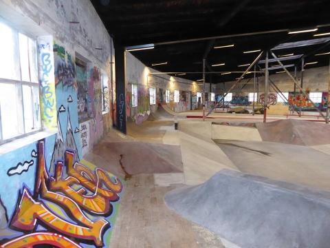 GAME StreetmekkA Esbjerg Skate indoor